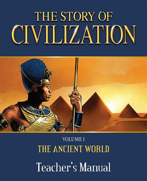 1 the story of the story of civilization vol 1 the ancient world