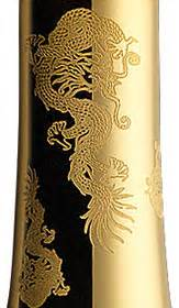 Ear Gold Plated Pen Limited caran d ache pens the year of the