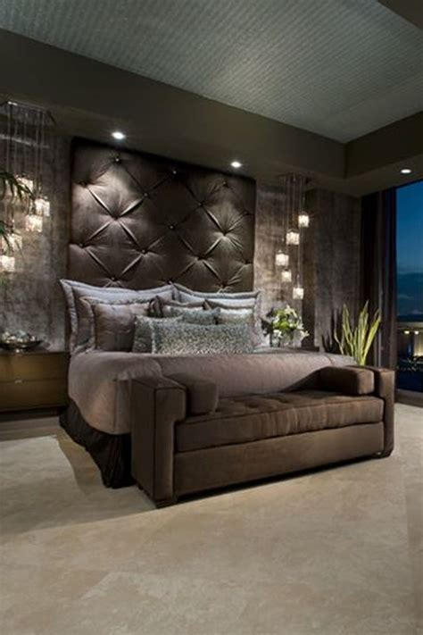 headboard bedroom ideas tall tufted headboard bedrooms pinterest bedrooms