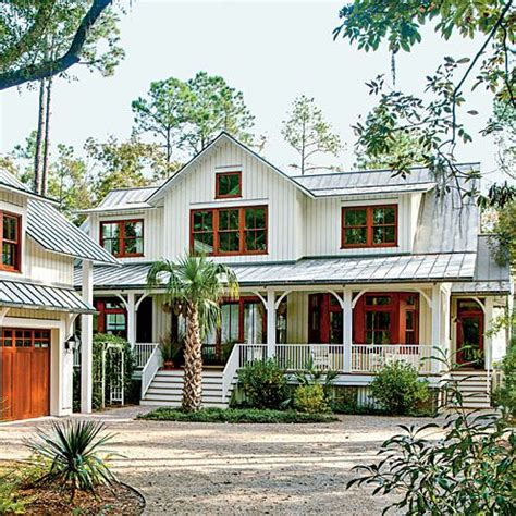 southern living houses easy breezy beautiful a house that keeps its cool