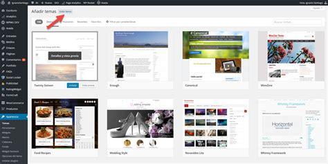 wordpress tutorial video 2014 plantillas wordpress gu 237 a para elegir y comprar un theme
