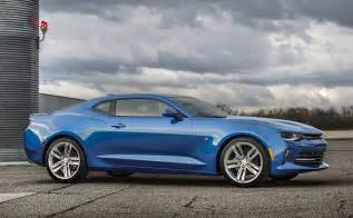 2016 chevrolet camaro officially unveiled now with 455hp