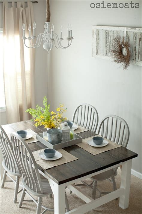 rustic dining room design 47 calm and airy rustic dining room designs digsdigs