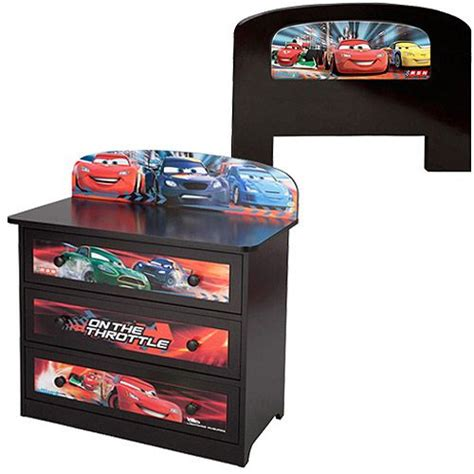 disney cars headboard disney pixar cars twin headboard with 3 drawer dresser