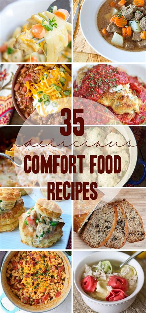 comfort food dinner 35 comfort food recipes mac cheese noodle soups and warm