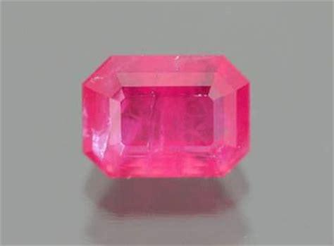 Pink Beryl Bixbite 7 80ct beryl the gem mineral of emerald aquamarine morganite