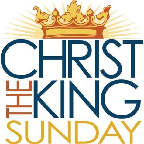 christ the king church bulletin