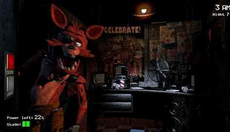 freddys foxy 2 nights at five foxy five nights at freddy s wiki fandom powered by wikia