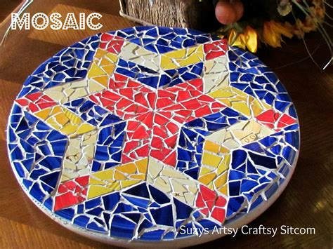 pattern for making mosaic mosaic tile projects for beginners ehow party