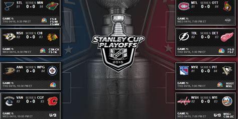 Calendrier Des Canadiens Serie 2015 S 201 Ries 201 Liminatoires De La Lnh Tout Ce Que Vous Devez
