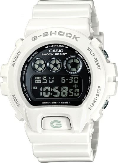 G Shock Dw 6900 White search results for query quot g shock white quot dw6900 ga110hm