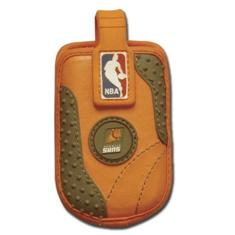 Termurah Pouch Leather Official Logo Iphone 7 6 6s all nba phone pouchs price compare