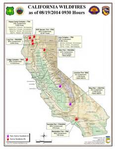 map of the fires in california wildfire near yosemite threatens 500 structures kbak