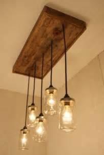 rustic wood chandelier foter