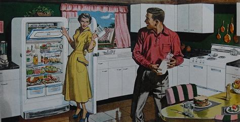 vintage tv commercials from the 1940s 50s 7 ads a touch of retro paging the 1950 s dwelling on a dime