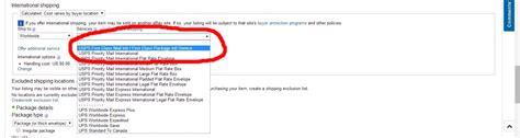 ebay shipping ebay international shipping in 3 easy steps