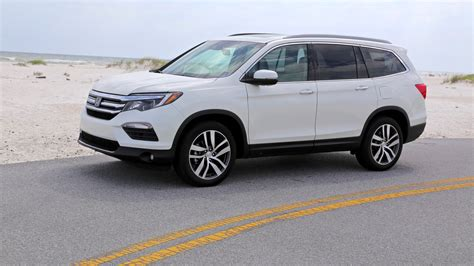 honda pilots 2016 honda pilot touring term road test what we d change