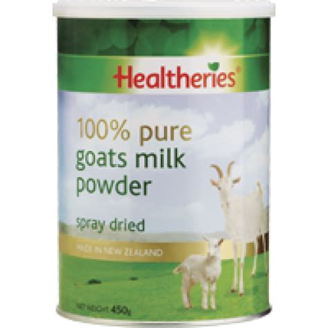 tattoo goo substitutes healtheries goats milk powder get reward points for