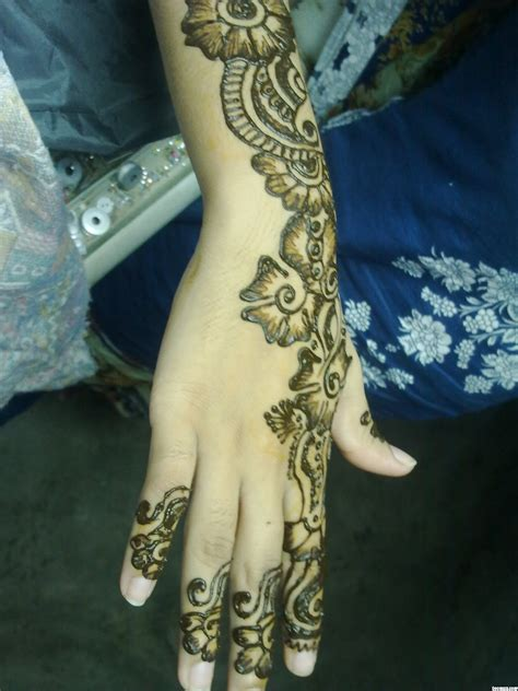 modern henna tattoo modern mehndi designs 2012 design