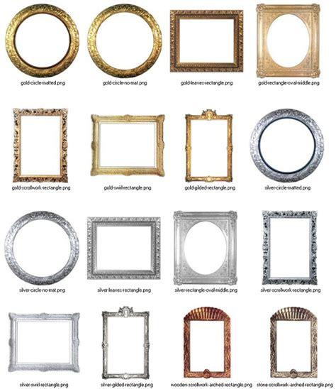 Frame Scrapbook digital scrapbooking frames