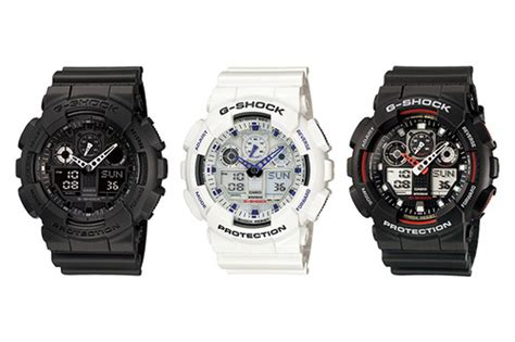 Exlcusive Ga 100 Ga 100 Ga 100 Ga100 Black Ori Bm Termurah mobile review часы casio g shock ga 100