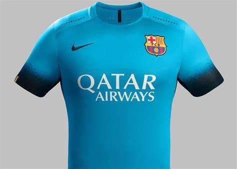 barcelona kit revolutionary fc barcelona 15 16 kits released footy