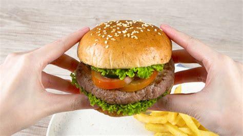resep burger sapi balado hijau masak  hari