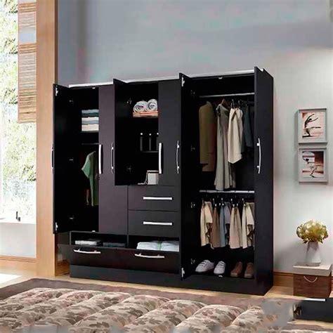 closet y guardarropa cl 243 set de madera y guardarropas incassa muebles