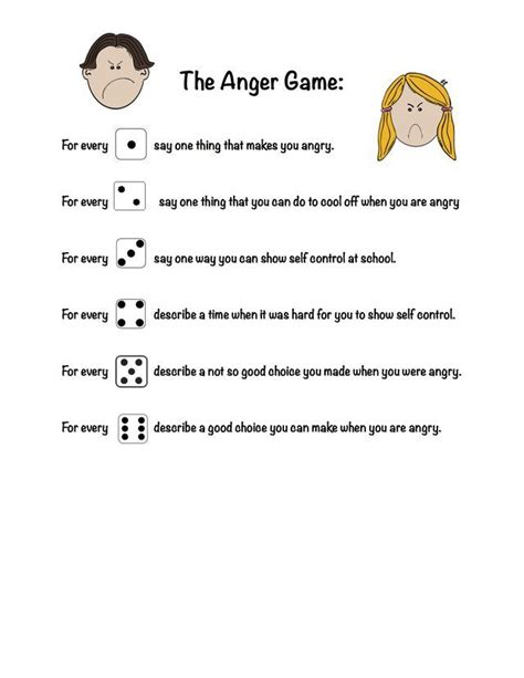Anger Worksheets For by 25 Best Ideas About Anger Management Activities On
