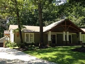 Home Exterior Makeover single wide mobile home exterior makeover best home design and