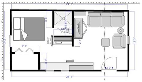 12x24 cabin floor plans pin by john seabolt on tiny houses pinterest
