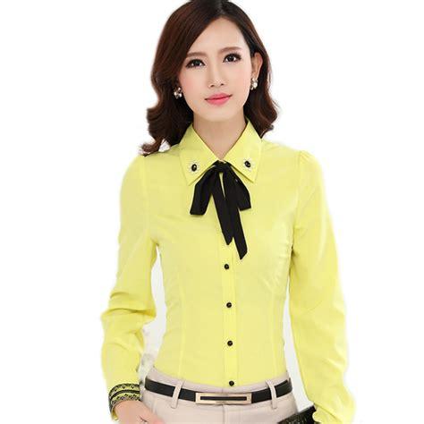 blusa de encaje amarillo compra lotes baratos de blusa
