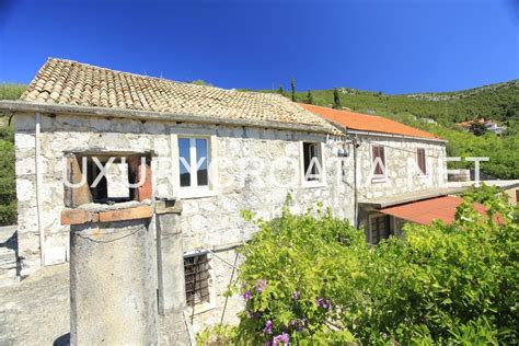 stone houses for sale stone house for sale on korcula island luxury croatia