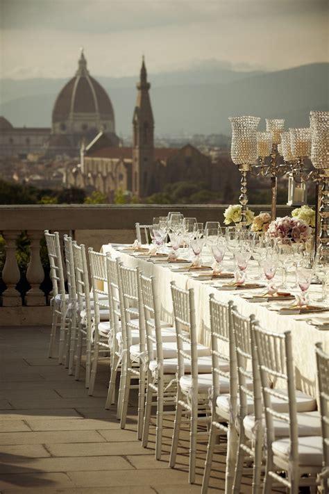Villa La Vedetta wedding in Florence   Rooftop   Italy