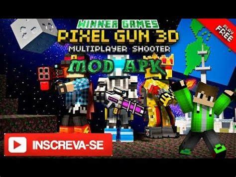 pixel gun 3d apk mod pixel gun 3d mod apk