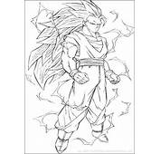 112 Dessins De Coloriage Dragon Ball Z &224 Imprimer Sur LaGuerchecom