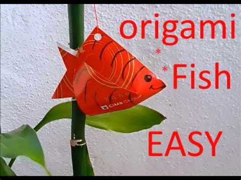 origami fish easy origami fish easy