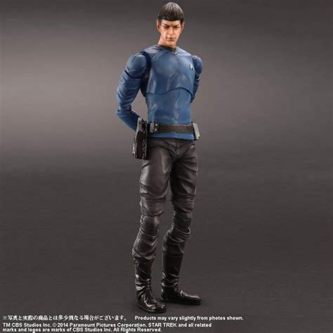 trek play modern trek play arts kirk and spock the toyark