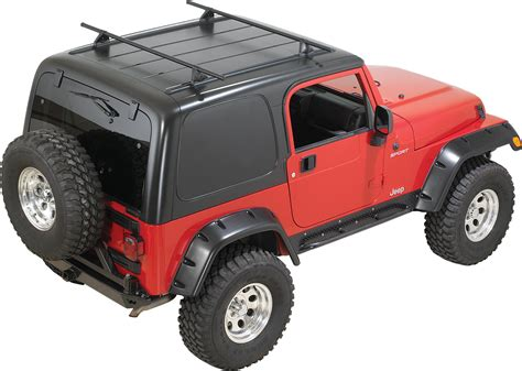 jeep roof rack yakima 8001614 hardtop roof rack for 87 06 jeep wrangler