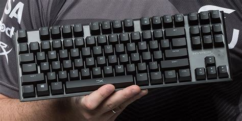 Keyboard Gaming Hyperx hyperx adds to alloy mechanical gaming keyboard line up