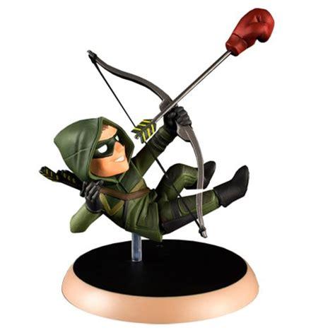 Qmx Q Fig Green Arrow Dc Comics green arrow dc comics q fig vinyl figure quantum mechanix green arrow vinyl figures at