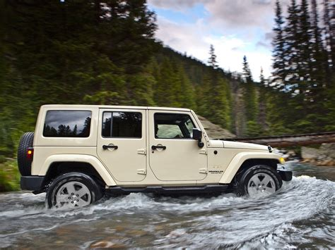 Jeep Saharah Jeep Wrangler Unlimited Picture 10 Reviews