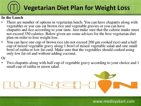 weight loss vegetarian diet vegetarian diet plan for weight loss