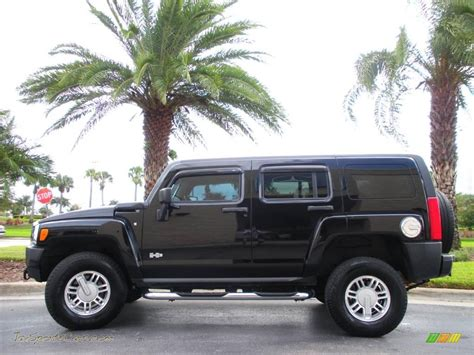 hummer jeep black blacked out hummer h3 for sale images