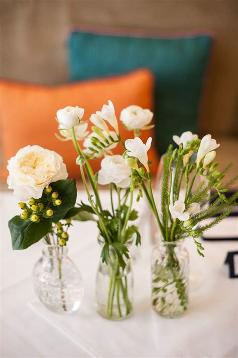 photograph floral wedding table decorations home flor