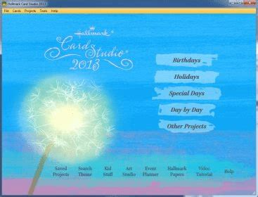 Digital Scrapbooking Wiki Launches The Mad Cropper 10 by Hallmark Card Studio 2013 Deluxe Software Informer It