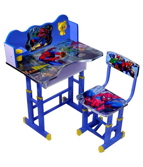 study table and chair for toddler wood wizard study table set buy wood