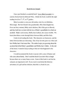 Exle Of Book Review Essay by Book Review Exles Search Book Reviews Book Review