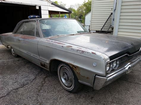 1966 Dodge Monaco 500 For Sale in Rockford, Illinois   Old
