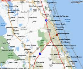 daytona map florida central florida mid florida daytona florida maps